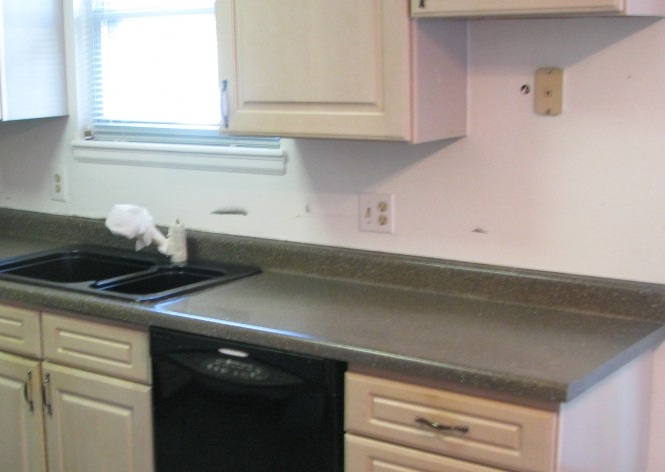 Countertop Replacement Cost : Refinish Vs. Replace - Denver Tub and Bathroom Repairs