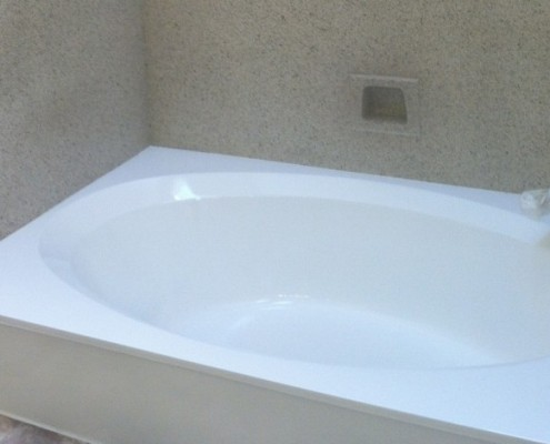 Tub Surround A