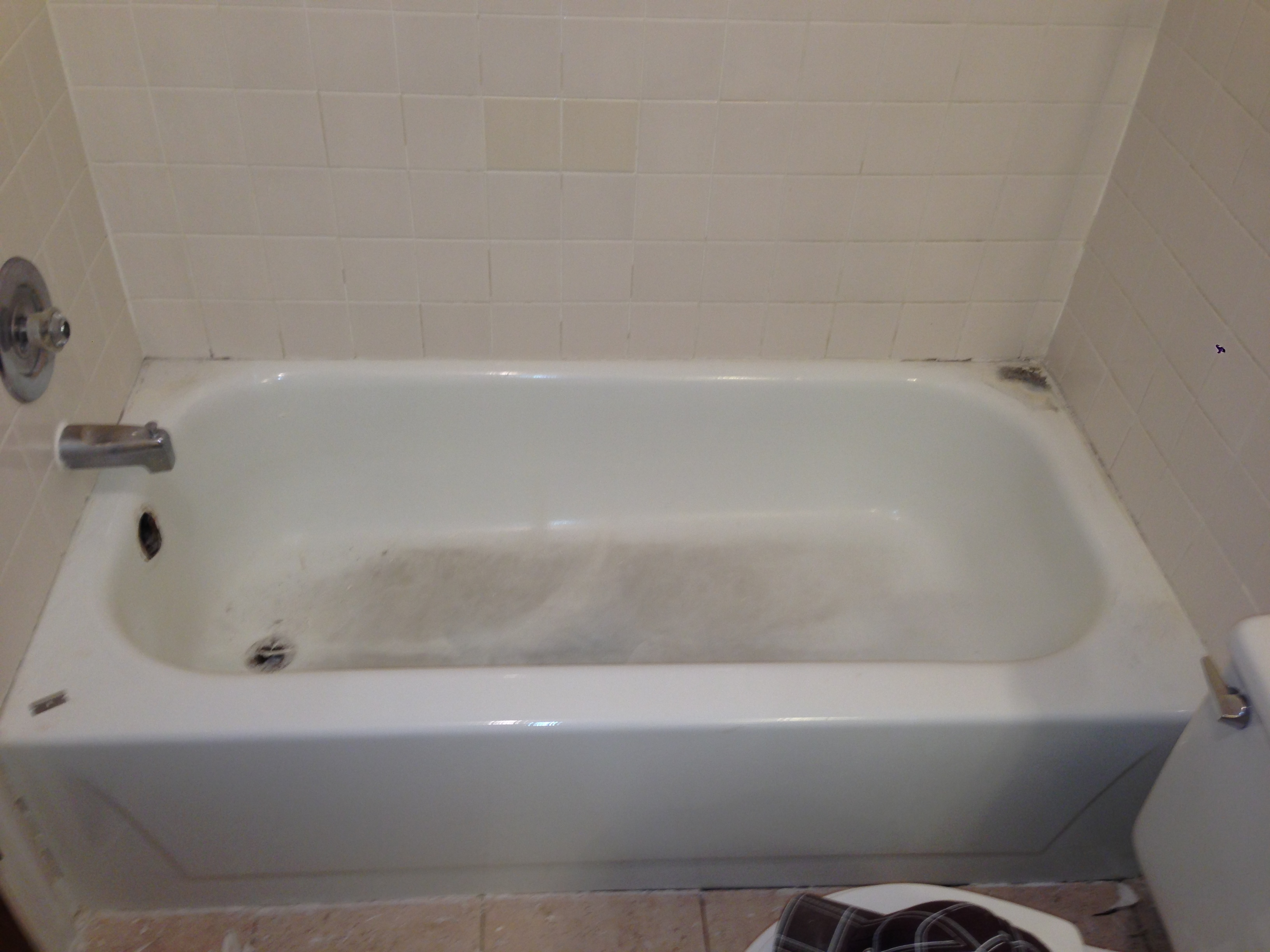 Tub reglazing in denver colorado tub repair for Bathtub repair