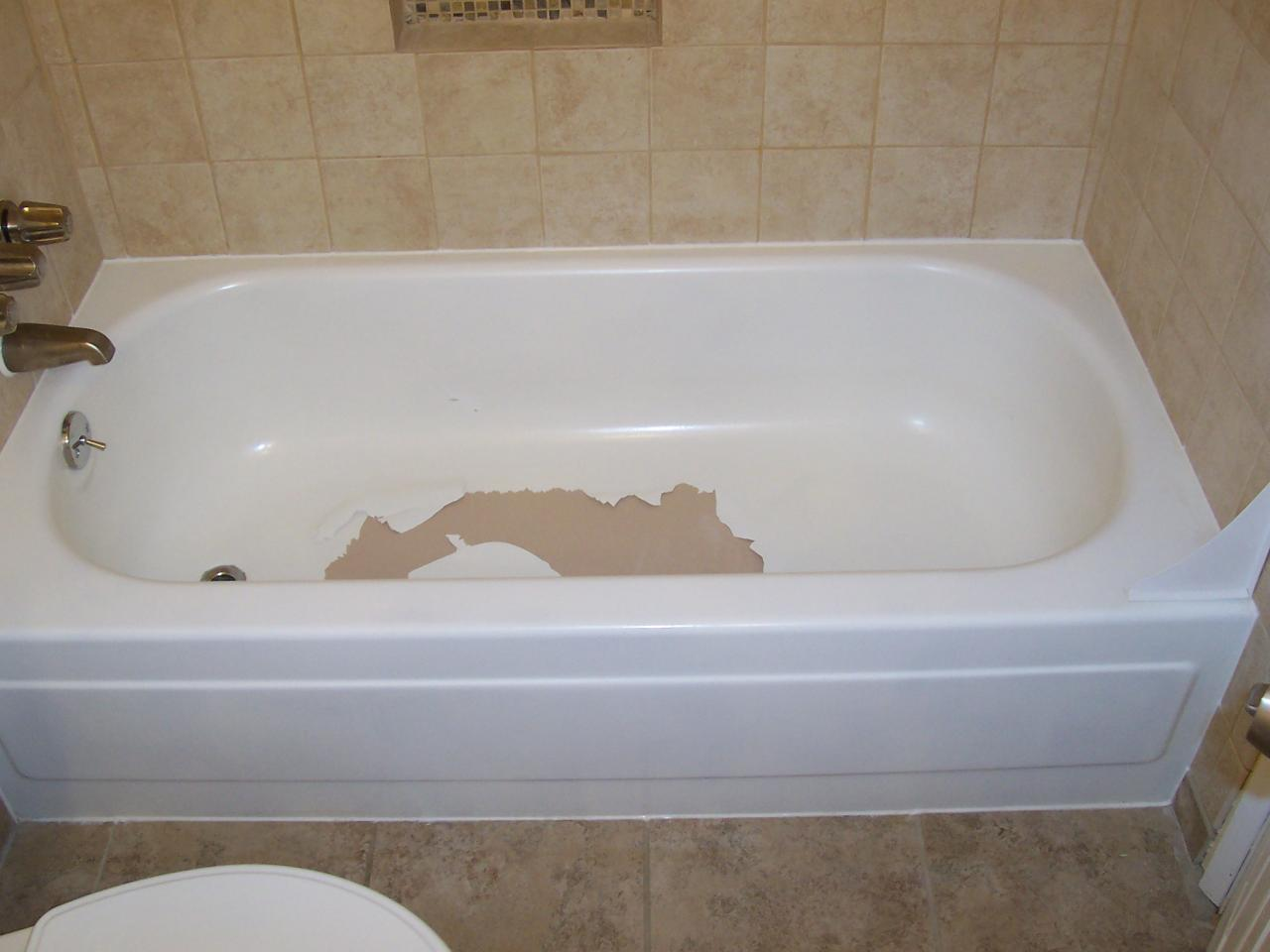 Bad Reglaze? - Denver Tub and Bathroom Repairs