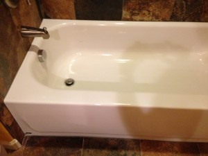 Bathtub Repaired in Colorado