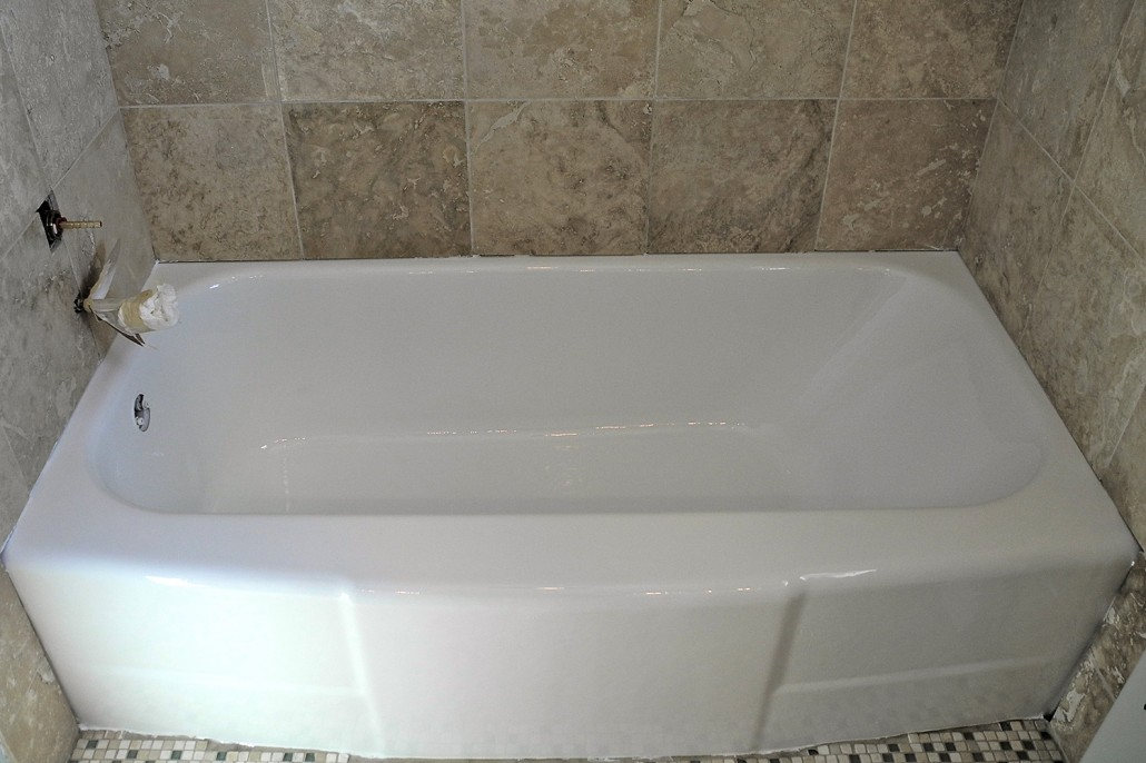 Bathtub Refinishing after. Before   After   Colorado Tub Repair