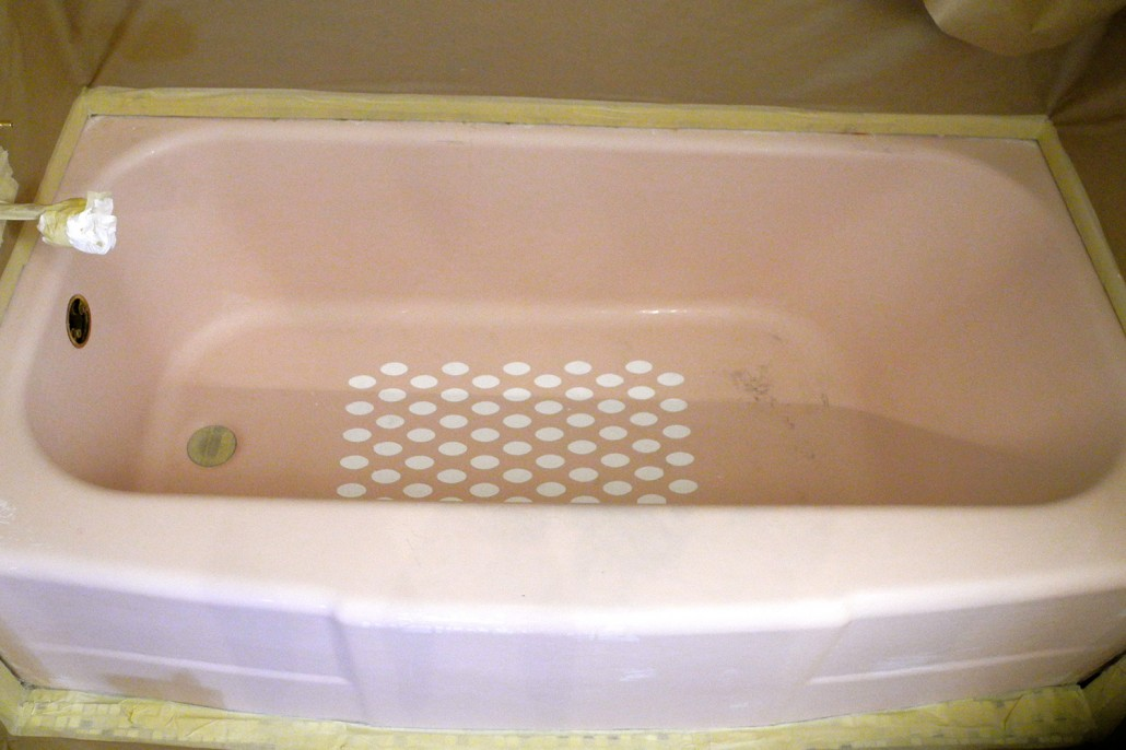 Bathtub Refinishing Non Slip Surface