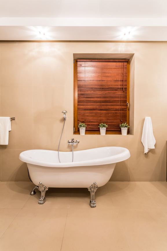 Want To Take Your Bathroom Update To The Next Level? Refinish Your Tubu2026