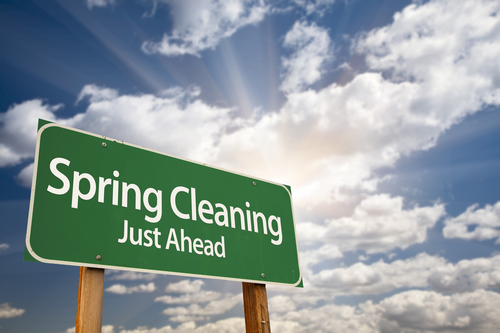 An Essential Bathroom Spring Cleaning Checklist