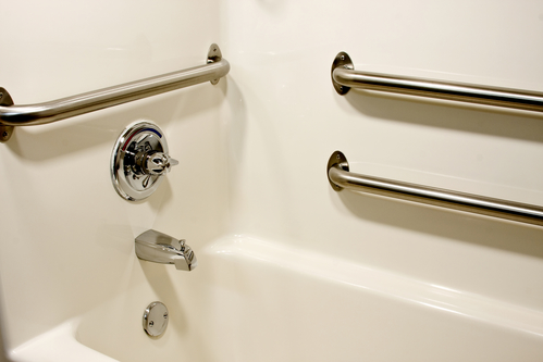 How to Install a Tub Grab Bar